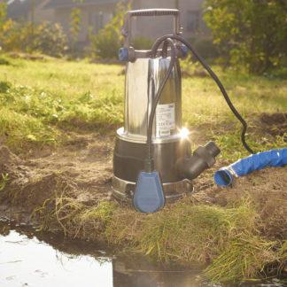 Pompy zanurzeniowe do czystej wody